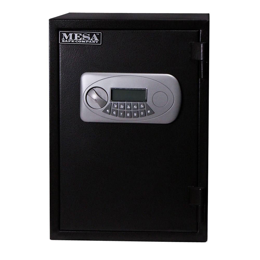 MESA 0.7 cu. ft. U.L. Classified Fire Safe with Electronic Lock, Black
