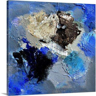 """Abstract 4451801"" by  Pol Ledent Canvas Wall Art"