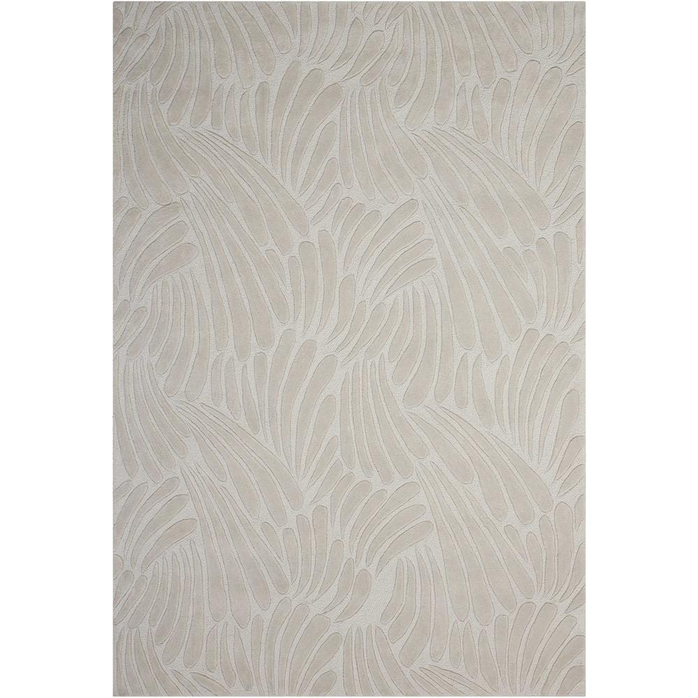 Contour Ivory 5 ft. x 7 ft. 6 in. Area Rug