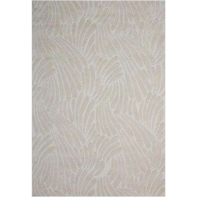 Contour Ivory 7 ft. x 9 ft. Area Rug