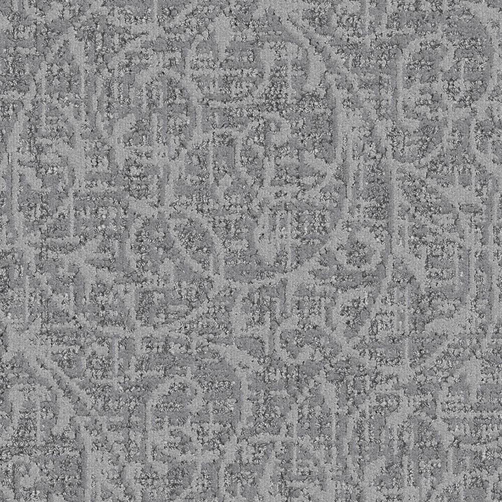 Carpet Sample - Demeanor I - Color Granite Pattern 8 in. x 8 in.