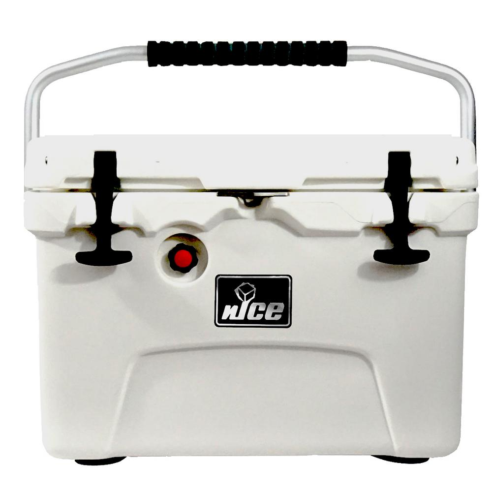 nICE 20 qt. White Cooler