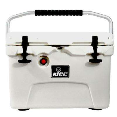 20 qt. White Cooler