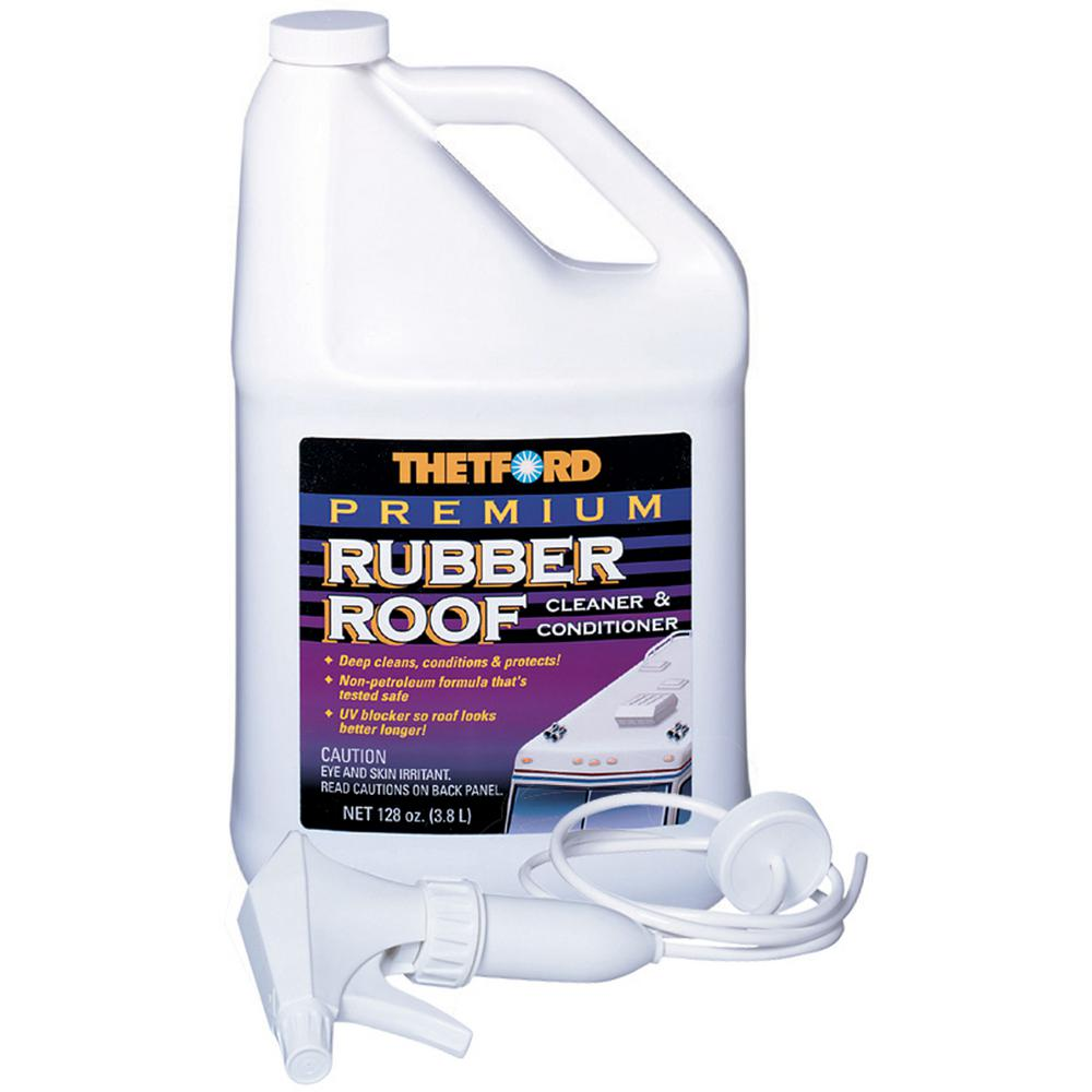 Thetford 1 Gal Rubber Roof Cleaner And Conditioner 32513