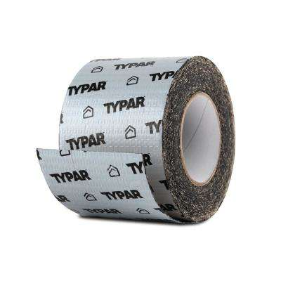4 in. x 75 ft. Butyl Rubber Copolmer Window and Door Flashing Roll
