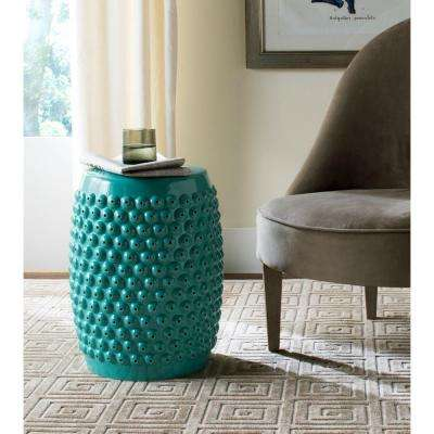 Stella Nail Aqua Head Patio Stool
