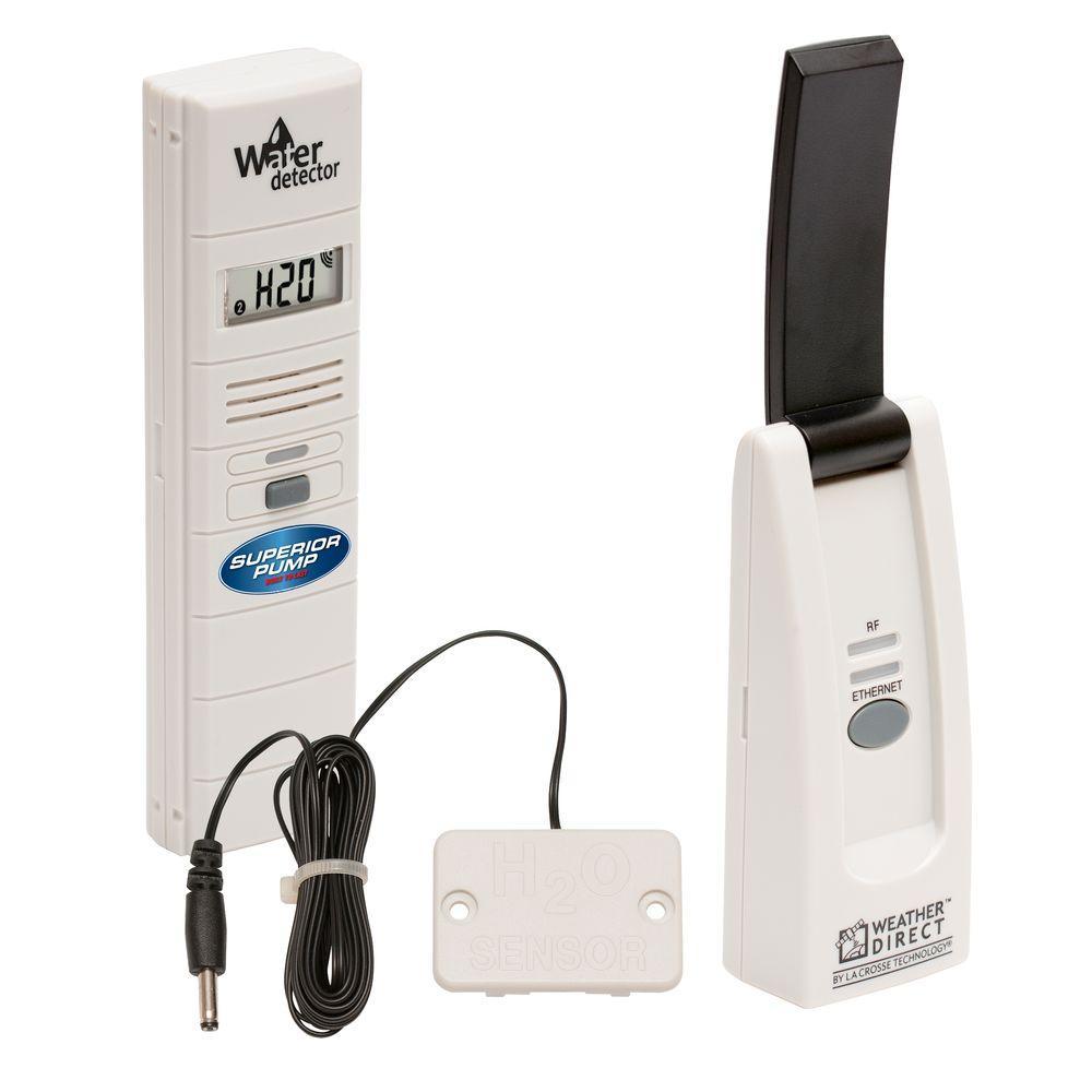 Remote Water Detector