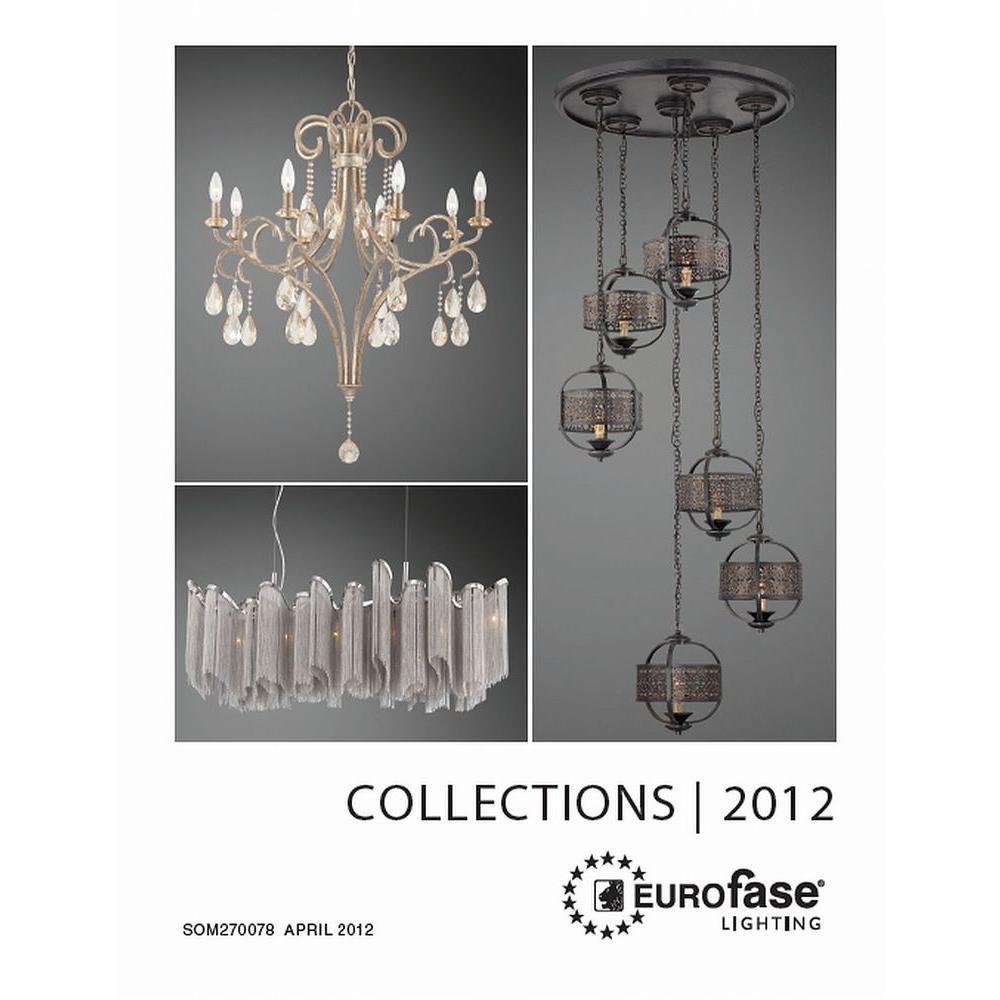Home Depot Special Order Catalog: Eurofase Collections 2012 Special Order Catalog-MKT-CAT