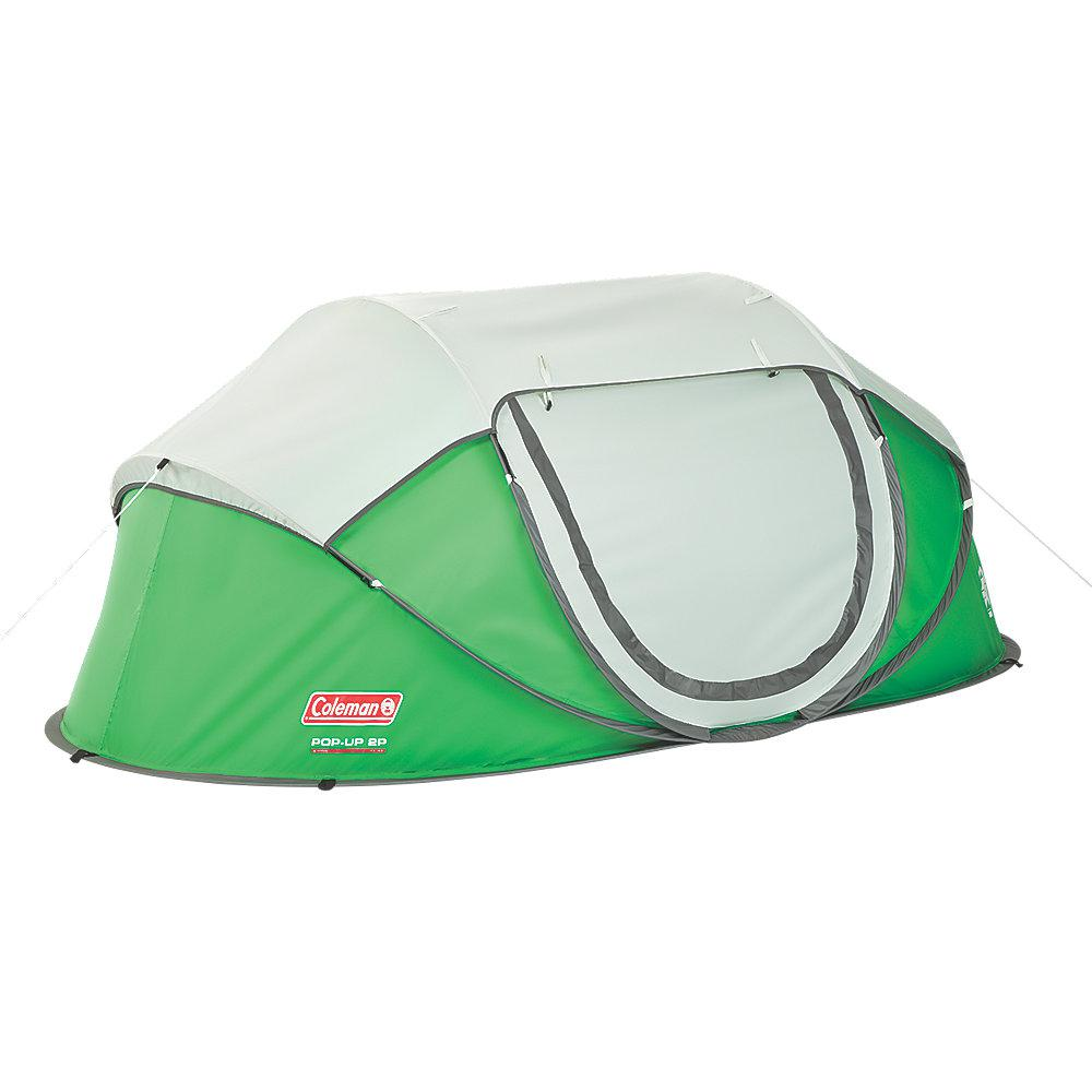 Coleman 2-Person Pop-Up Tent  sc 1 st  Home Depot : 2person tent - memphite.com