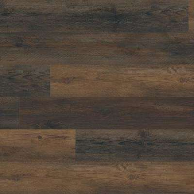 Woodland Walnut Drift 7 in. x 48 in. Rigid Core Luxury Vinyl Plank Flooring (55 cases / 1309 sq. ft. / pallet)