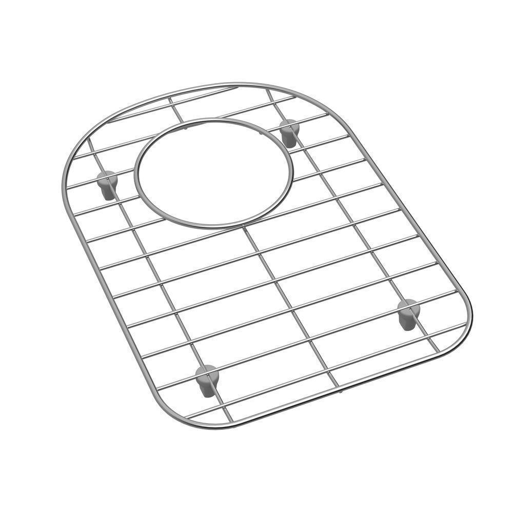 Dayton Kitchen Sink Bottom Grid  - Fits Bowl Size 8-7/8 in. L x 12-7/16