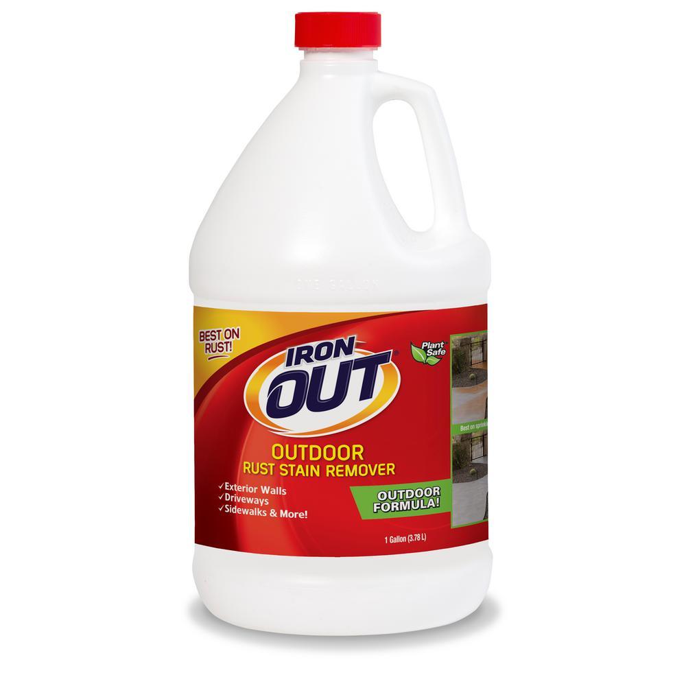 Super Iron Out 128 oz  Outdoor Liquid