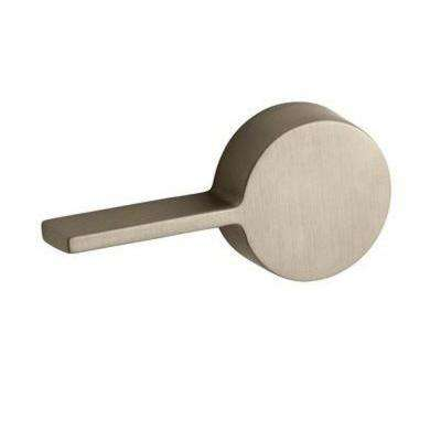 Cimarron Trip Lever in Vibrant Brushed Bronze