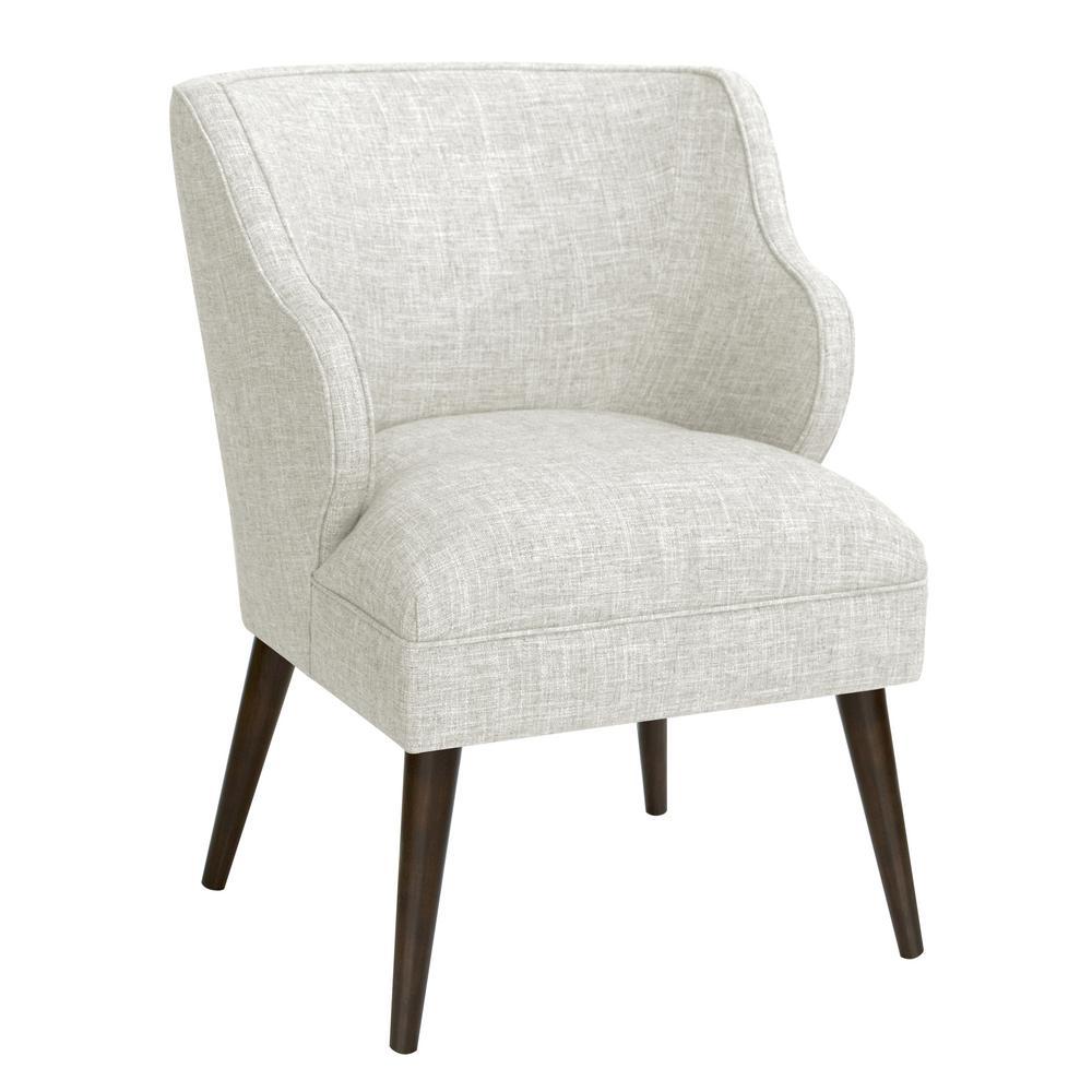 Zuma White Modern Chair