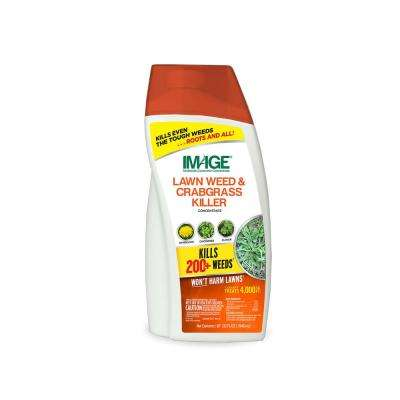 32 oz. Lawn Weed and Crabgrass Killer Concentrate