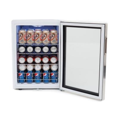 19 in. 90 (12 oz.) Can Cooler with Lock
