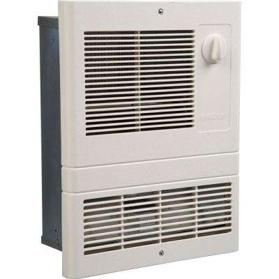 1000-Watt 120/240-Volt High Capacity Fan-forced Wall Heater