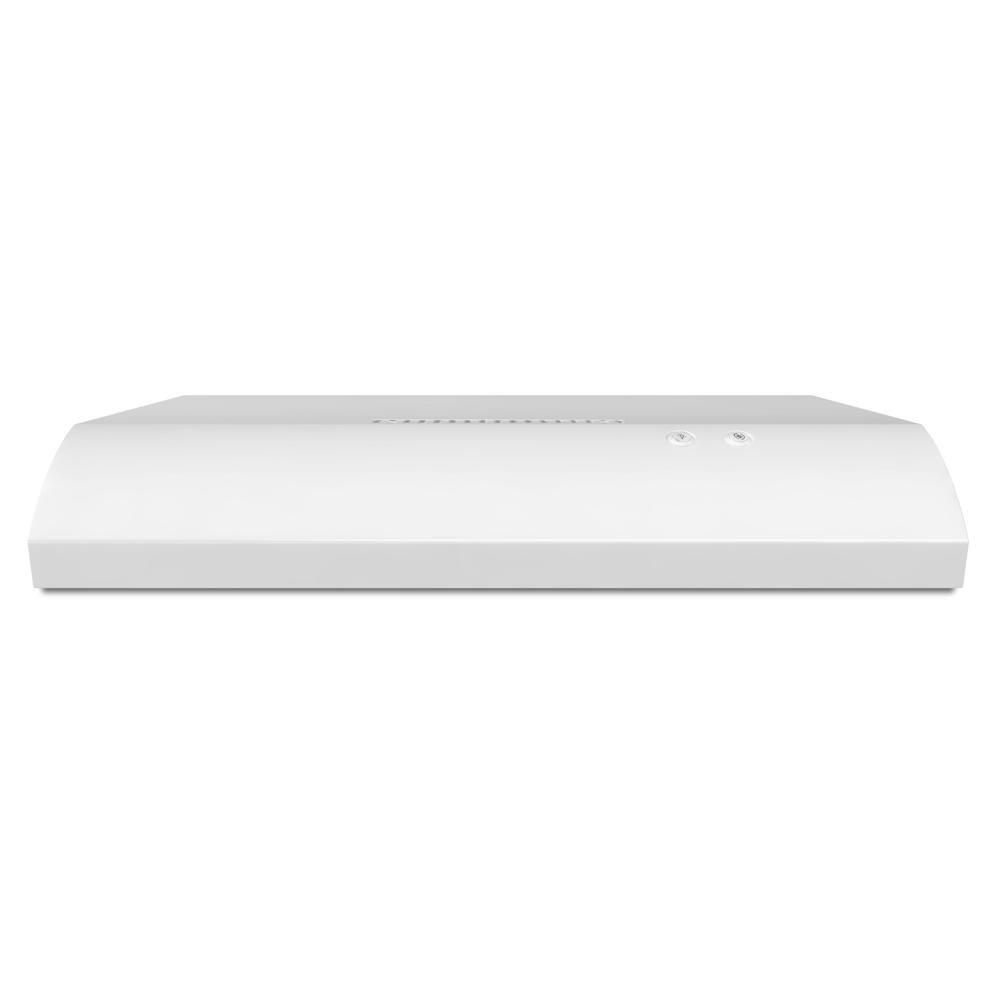 Maytag 30 in. Non-Vented Range Hood in White
