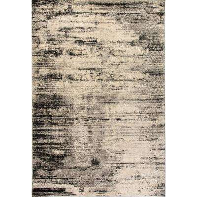 Lucy Cream 8 ft. x 11 ft. Indoor Area Rug