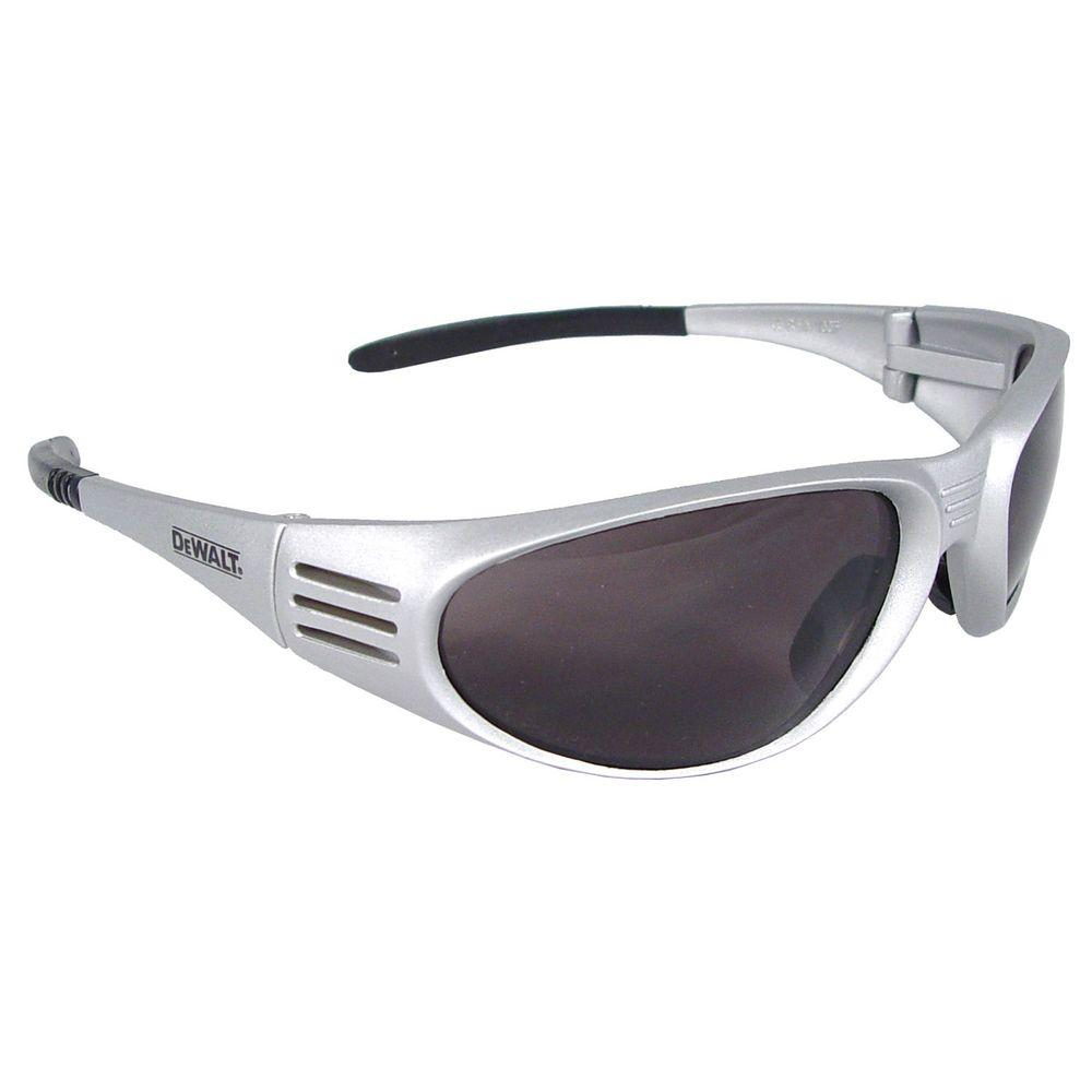 99fad3aa691e DEWALT Safety Glasses Ventilator with Smoke Lens-DPG56-2C - The Home ...