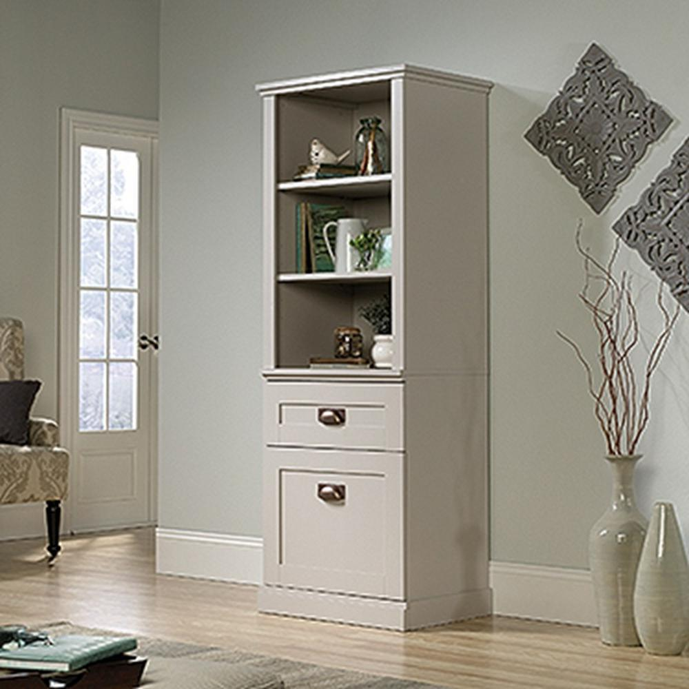Sauder Office Furniture New Grange Cobblestone 1-Drawer 1...