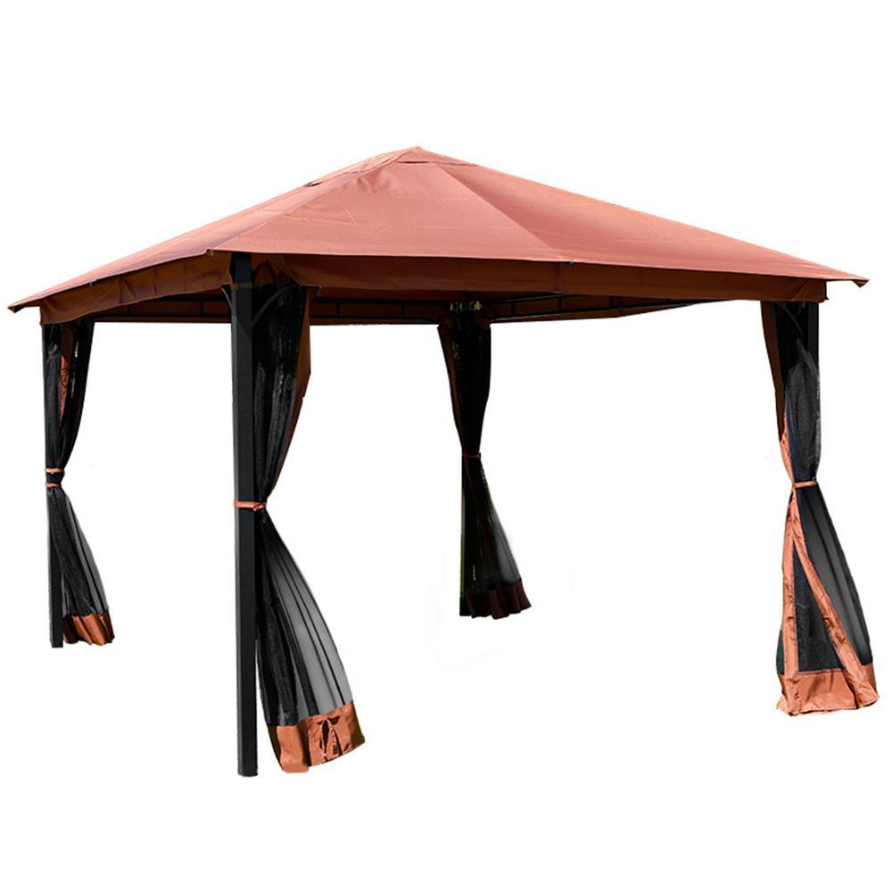Replacement canopy for bellagio 10 x 10 gazebo garden winds canada.