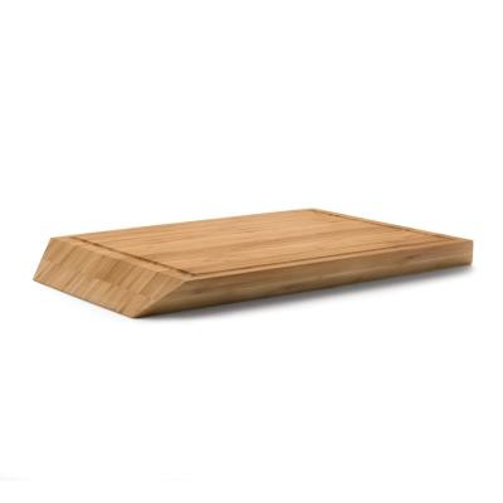 Neo Bamboo Angled Cutting Board