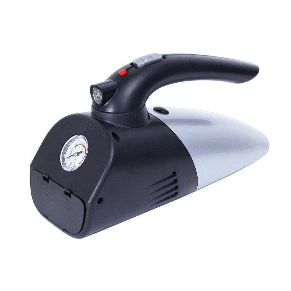 3-in-1 Auto Vacuum and Compressor