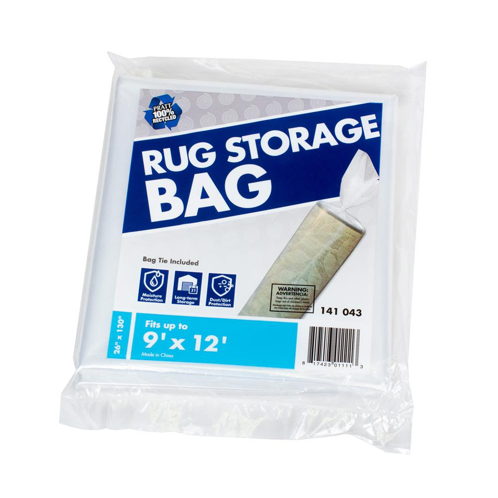 Pratt Retail Specialties Rug Storage Bag 10 Pack