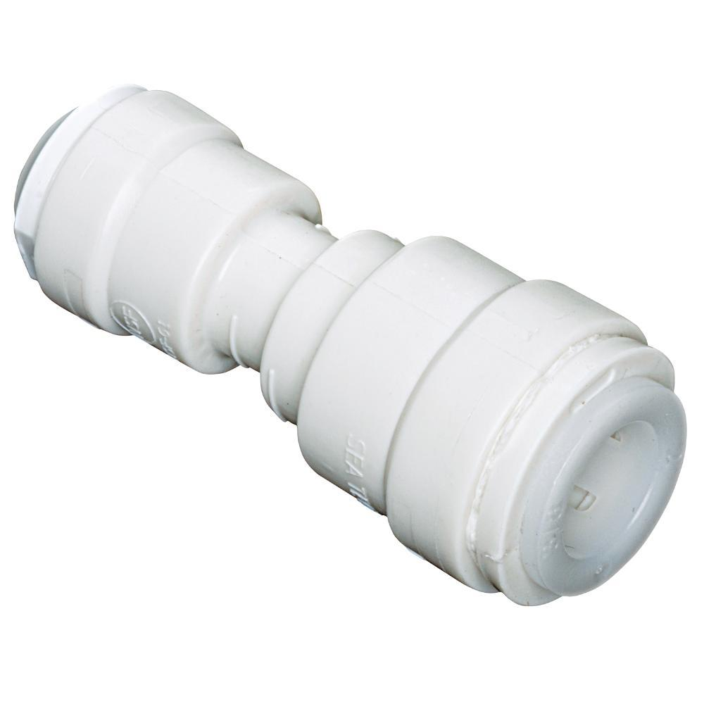 Quick Connect Fittings >> Watts Quick Connect 1 2 In X 3 8 In Plastic Coupling Pl 3031 The