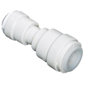 Quick Connect Fittings >> Watts Quick Connect 1 2 In X 3 8 In Plastic Coupling Pl 3031 The Home Depot