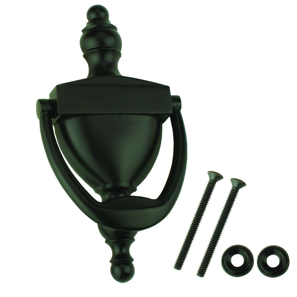 Etonnant Oil Rubbed Bronze Door Knocker