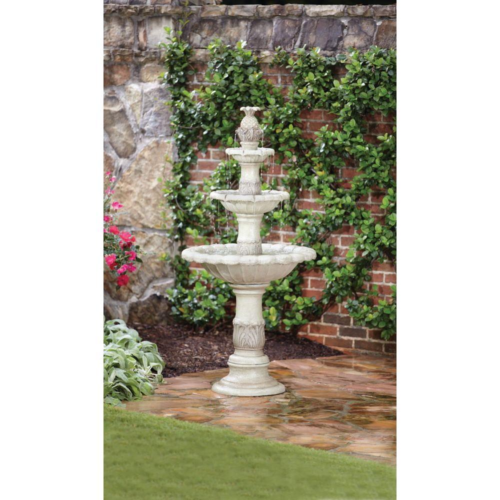 hampton bay 3-Tier Fountain