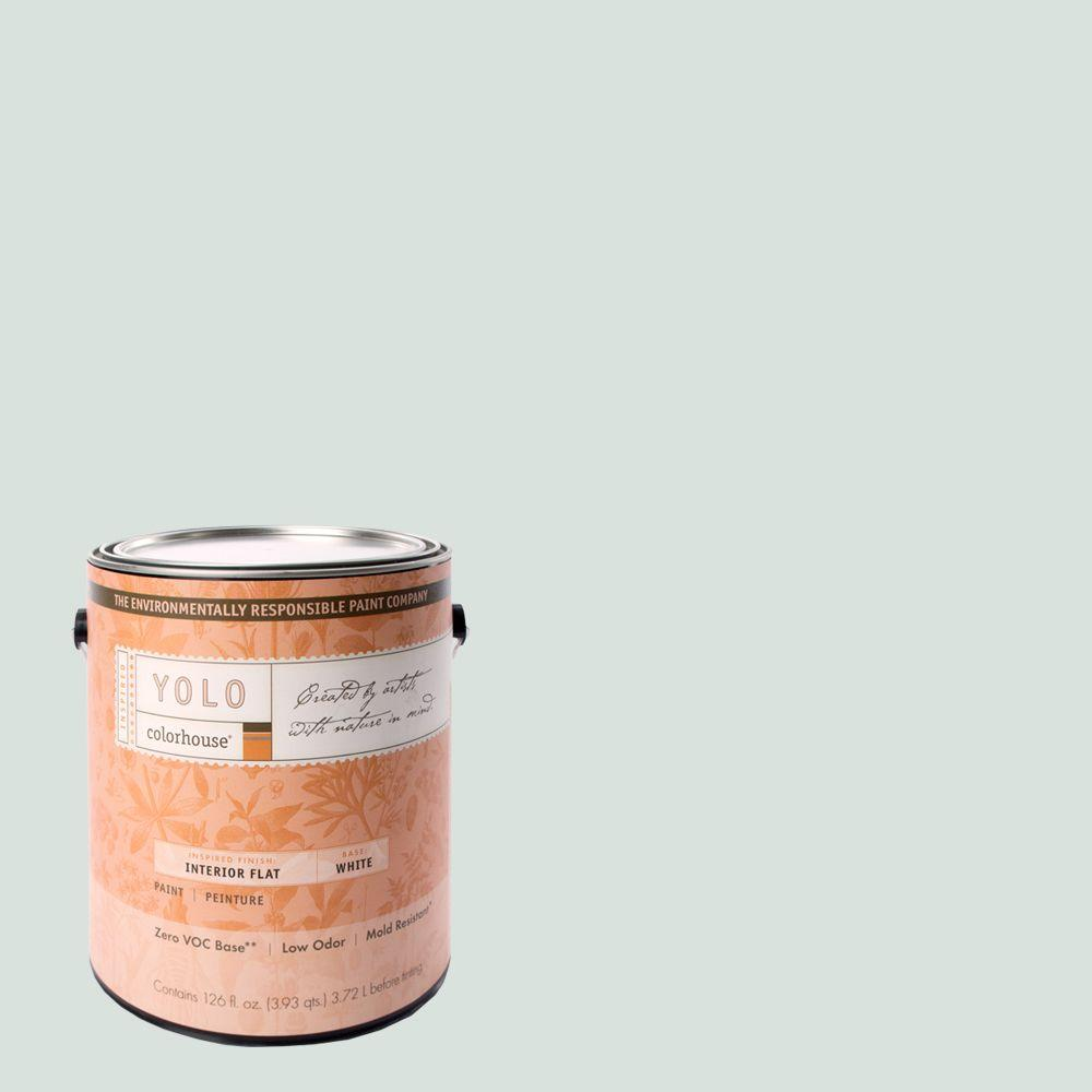 YOLO Colorhouse 1-gal. Bisque .06 Flat Interior Paint-DISCONTINUED