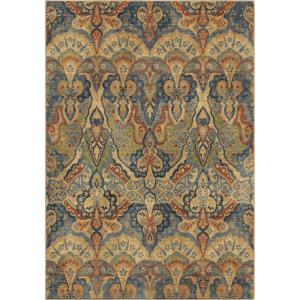 Orian Rugs Olympia Eastern Multi 7 ft. 10 inch x 10 ft. 10 inch Area Rug by Orian Rugs