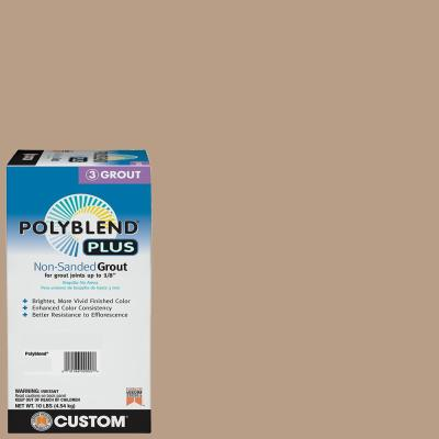 Polyblend Plus #380 Haystack 10 lb. Non-Sanded Grout