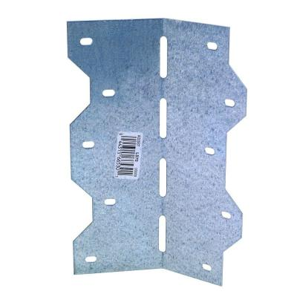 LS 6-3/8 in. 18-Gauge Galvanized Adjustable L Angle