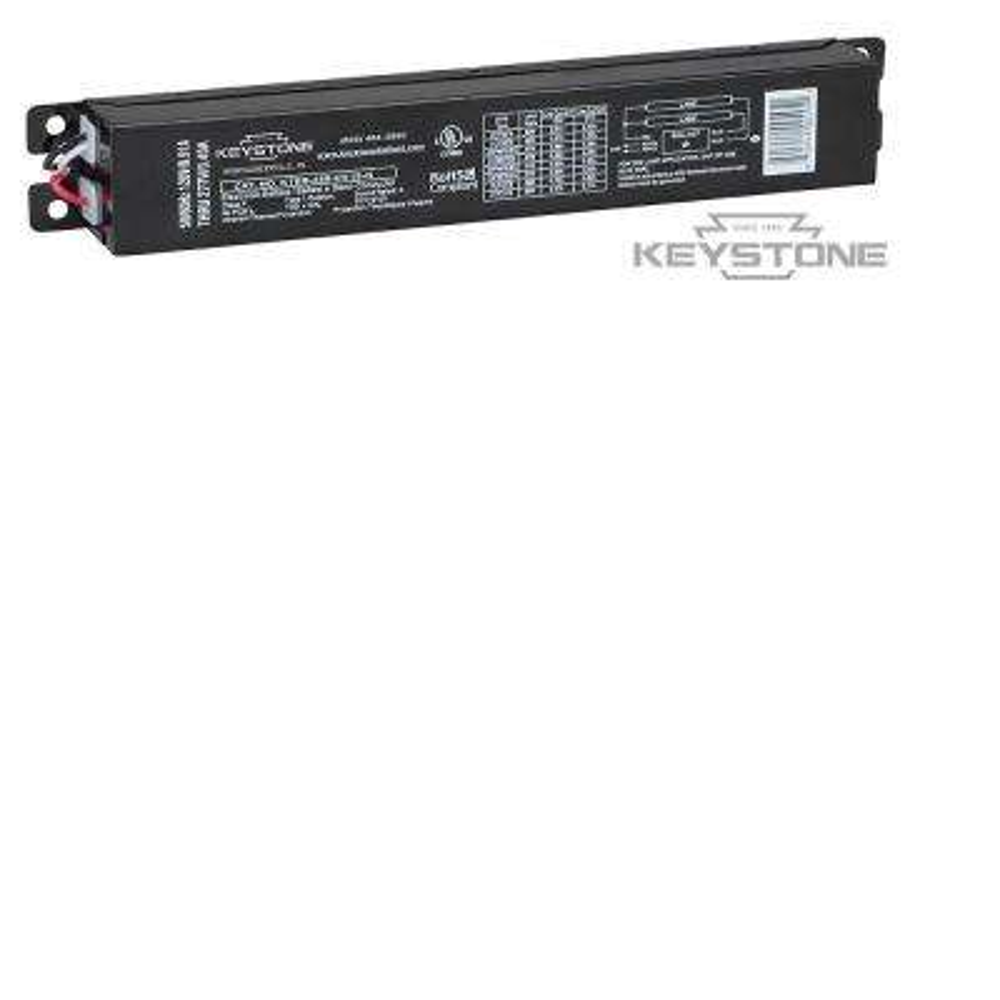 120/277-Volt Electronic Ballast for 59-Watt Lamps
