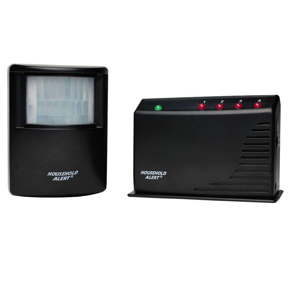 Skylink Wireless Motion Alarm Kit And Alert Set