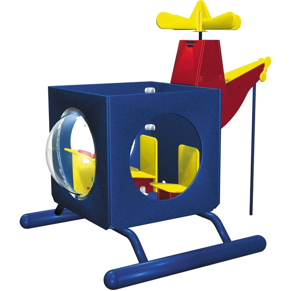 Ultra Play Early Childhood Commercial Helicopter