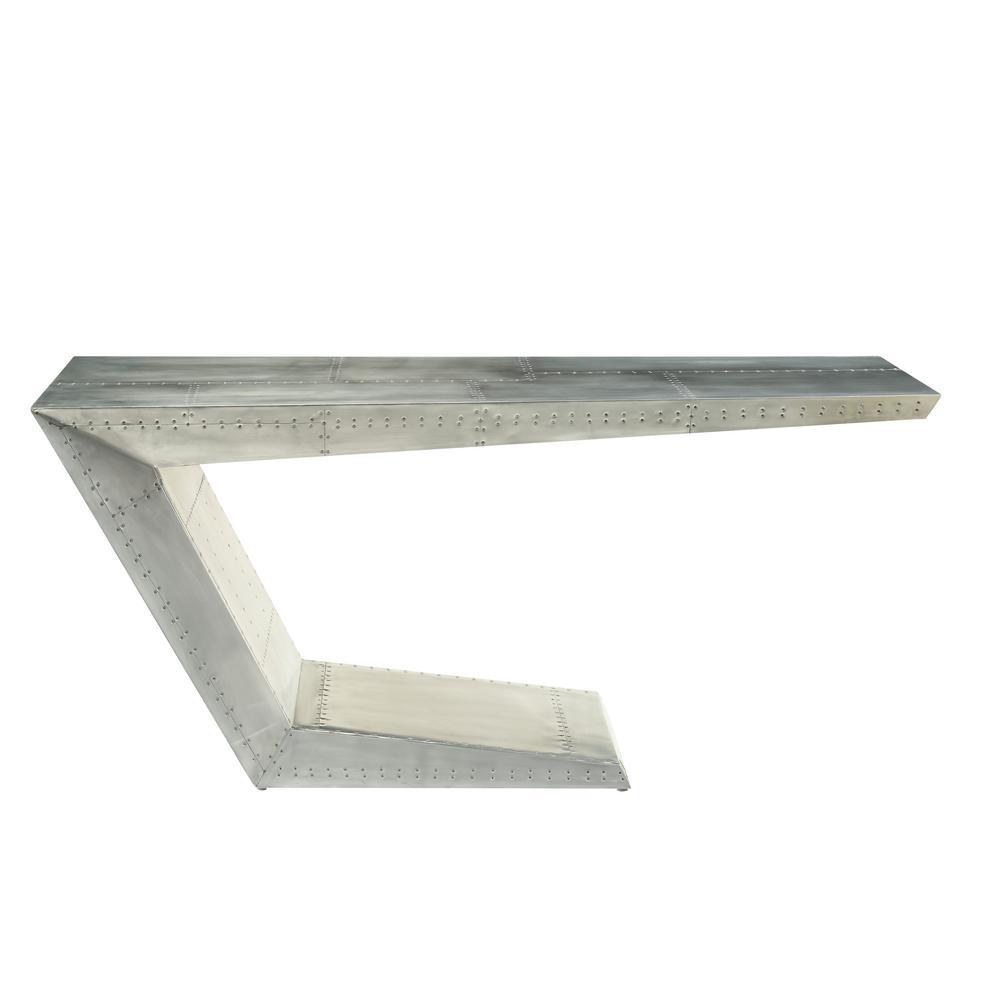 Brancaster Aluminum Desk