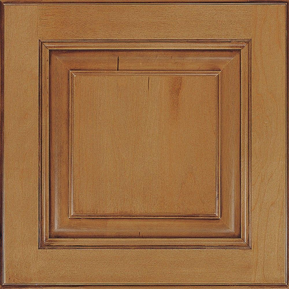 Thomasville 14.5x14.5 in. Cabinet Door Sample in Plaza Co...
