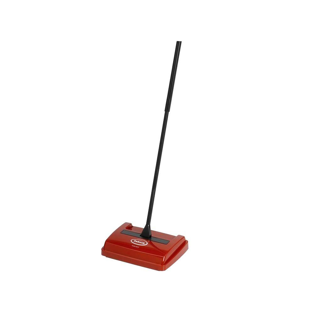 Handy 8 in. Manual Carpet Sweeper
