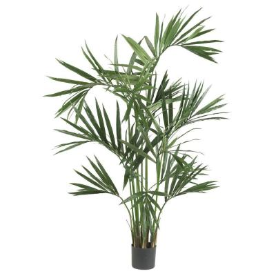 6 ft. Green Kentia Palm Silk Tree