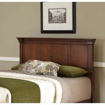 The Aspen Collection Cherry King/California King Headboard