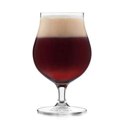 Signature Kentfield 4-Piece Belgian Beer Glass Set