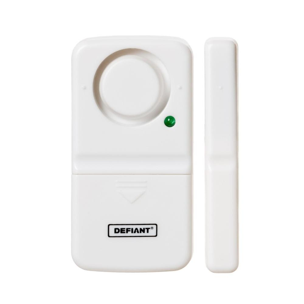 Defiant Wireless Home Security Door Window Alarm Thd Dw