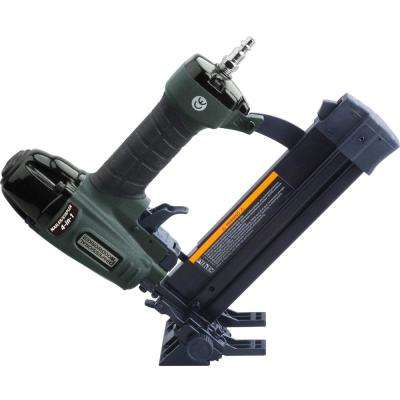 4-in-1 18-Gauge Combo Flooring Nailer and Stapler