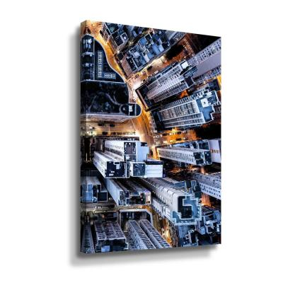 Hongkong II' by PhotoINC Studio Canvas Wall Art