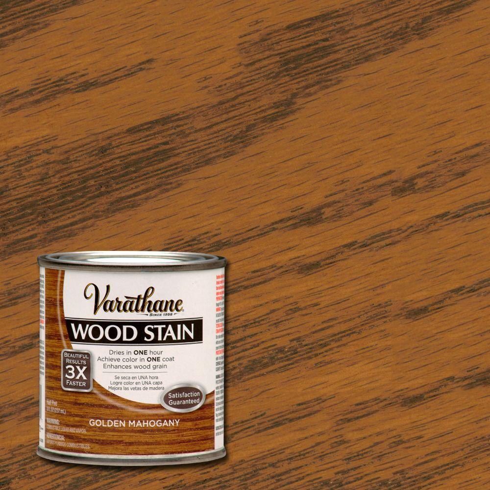Mahogany Wood Color Stain ~ Varathane pt golden mahogany wood stain the